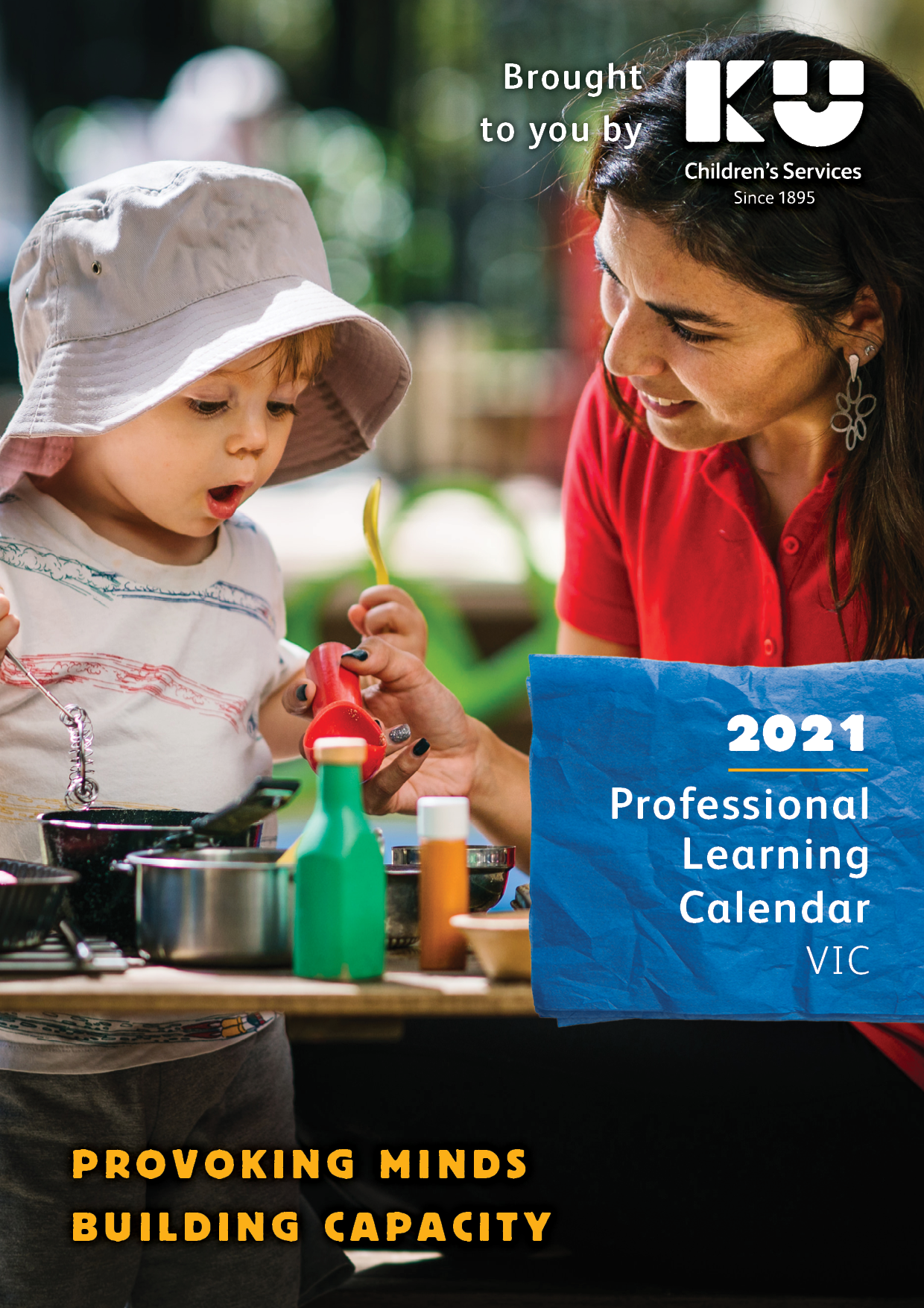 KU Professional Learning Calendar VIC 2021
